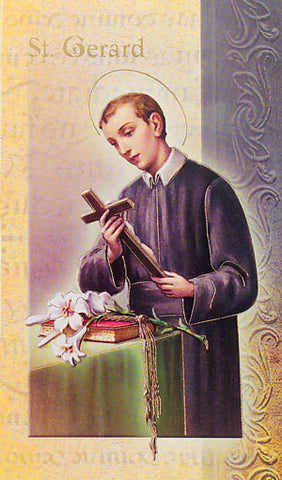 Biography Of St Gerard