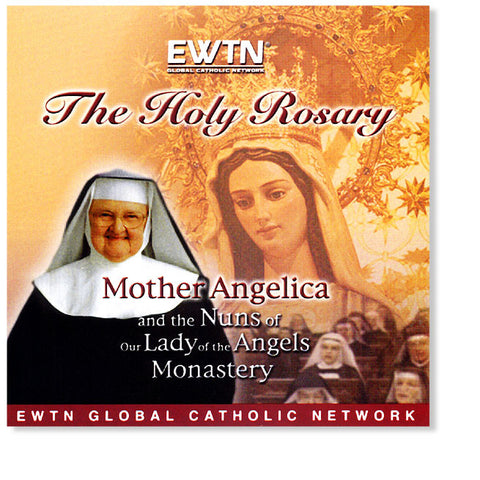 Holy Rosary Mother Angelica [CD]