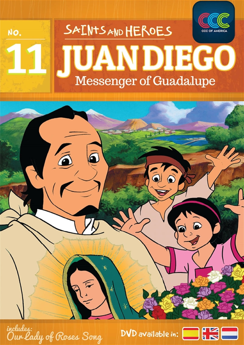 Juan Diego Messenger of Guadalupe (DVD)