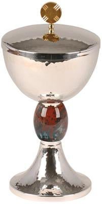 Ciborium with Bloodstone node