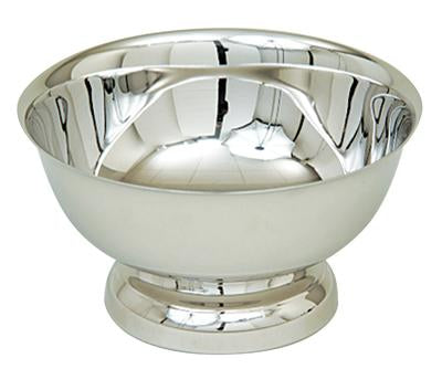 Baptismal Bowl, Stainless Steel, 6'' diameter