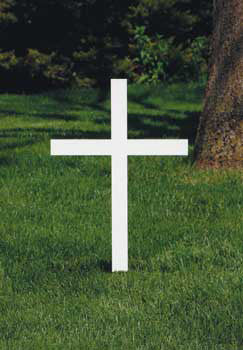 Memorial Cross, Standard design