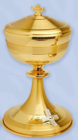 Ciborium, Gold Plated
