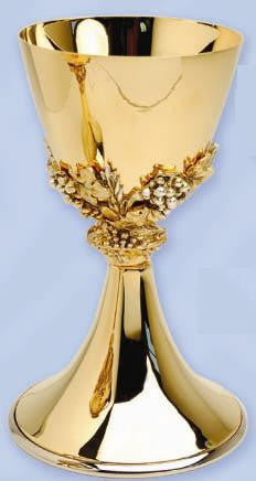 Chalice Only, Gold Plated