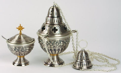 Censer and Boat