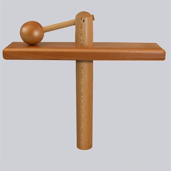 Liturgical Clacker for Holy Week Liturgies