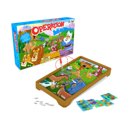 Game-Operation: Noah's Ark Edition