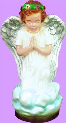 "16"" Kneeling Angel"