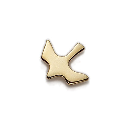 Pin Dove Gold Clb