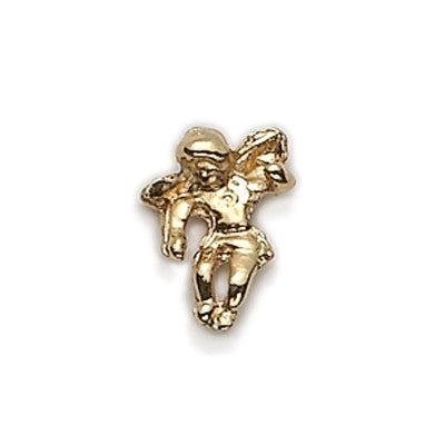 Pin Gold Angel Shoulder