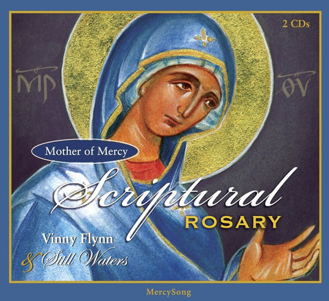 Mother of Mercy Scriptural Rosary 2 CD Set