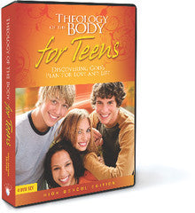 Theology of the Body for Teens: 4DVD Set