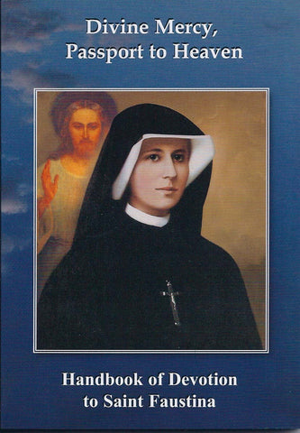 Handbook Devotion Saint Faustina
