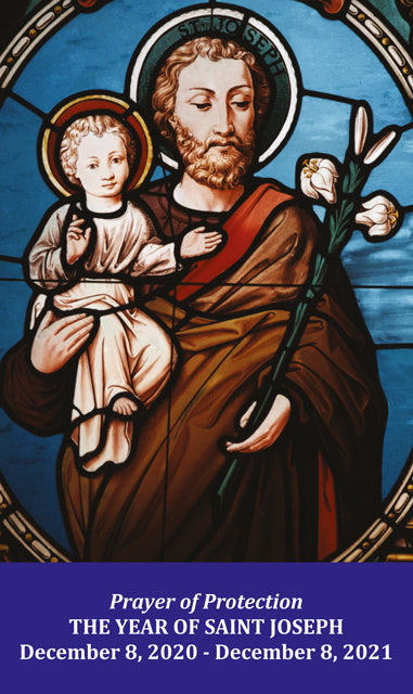 Year of St. Joseph Prayer of Protection