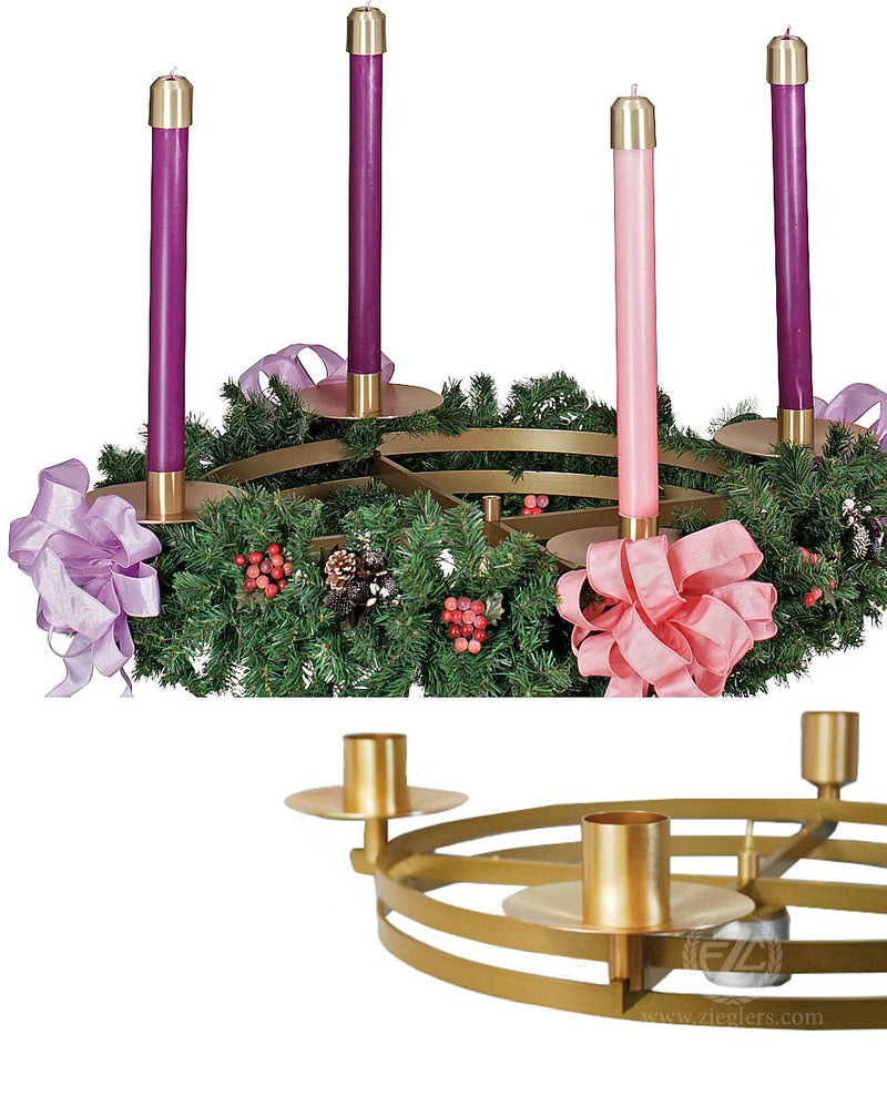 Advent Wreath Top Only