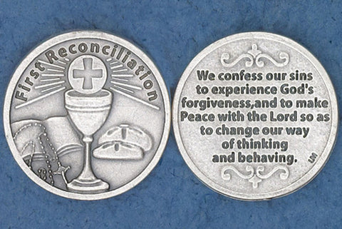 First Reconciliation Token