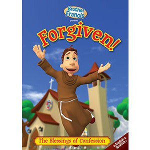 Brother Francis 4  Forgiven! (DVD)