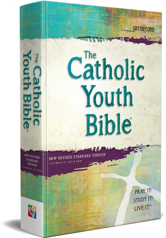 Catholic Youth Bible®, 4th Edition New Revised Standard Version: Catholic Edition Hardcover