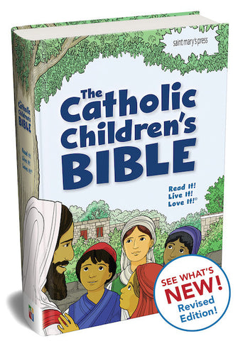 Catholic Children's Bible, 2nd Edition (hardcover)