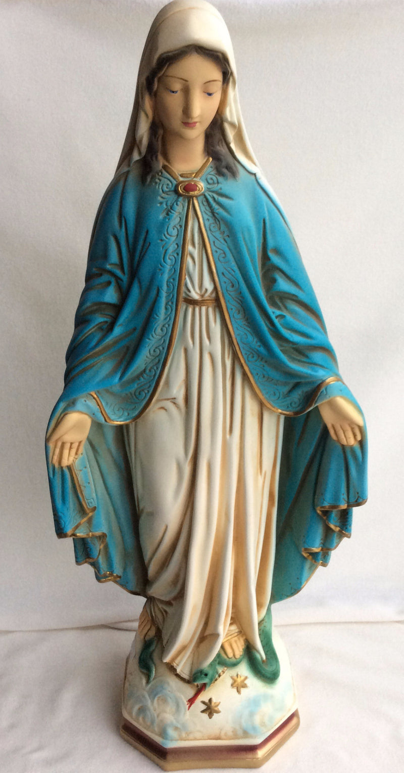 Our Lady of Grace Statue 25""