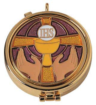 Pyx, Gold Plated