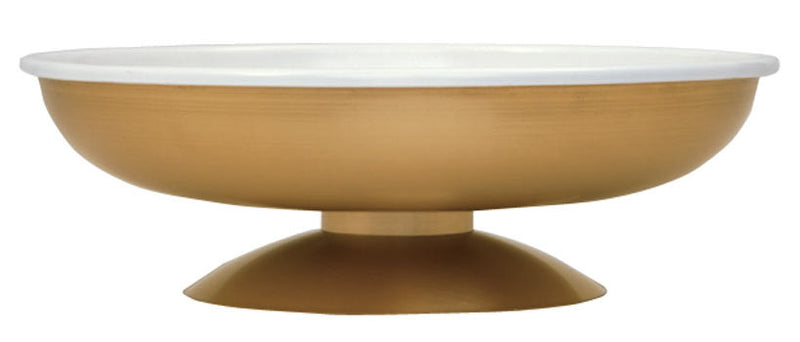 Baptismal Bowl, Bronze, with Liner