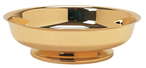 Ciborium, Large, Open, 1000 Host Capacity, Gold Plated