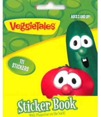 Veggie Tales Sticker Book