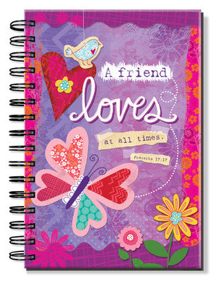 Journal A Friend Loves at all Times