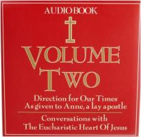 Volume II  Conversations with the Eucharistic Heart of Jesus [CD]