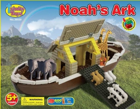 Noahs Ark Building Block Set
