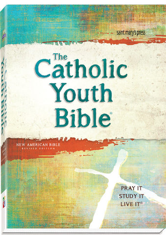 Catholic Youth Bible, 4th Edition New American Bible Revised Edition Paper