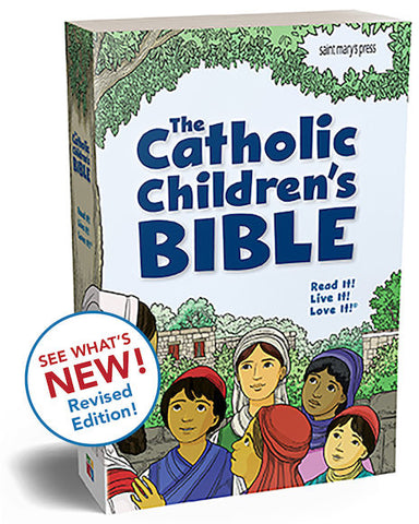 Catholic Children's Bible, 2nd Edition (paperback)