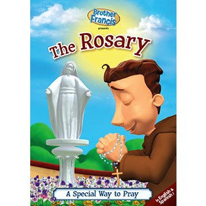 Brother Francis 3 The Rosary (DVD)