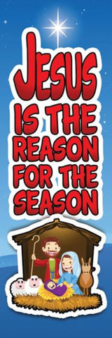 Jesus Is The Reason [Bookmark]