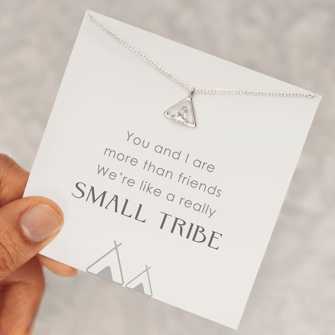 A Really Small Tribe Necklace