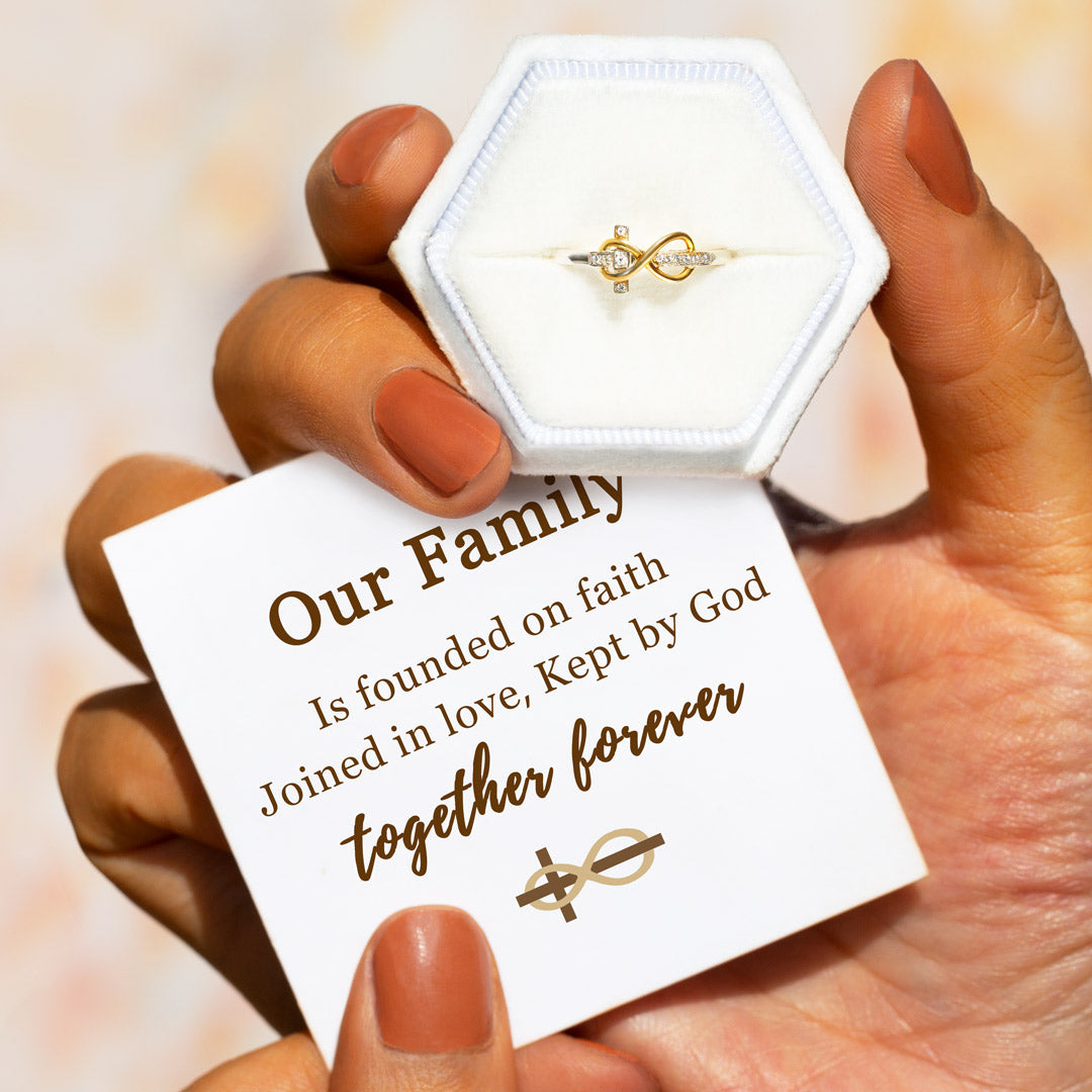 Infinity Cross Band - Family Together Forever