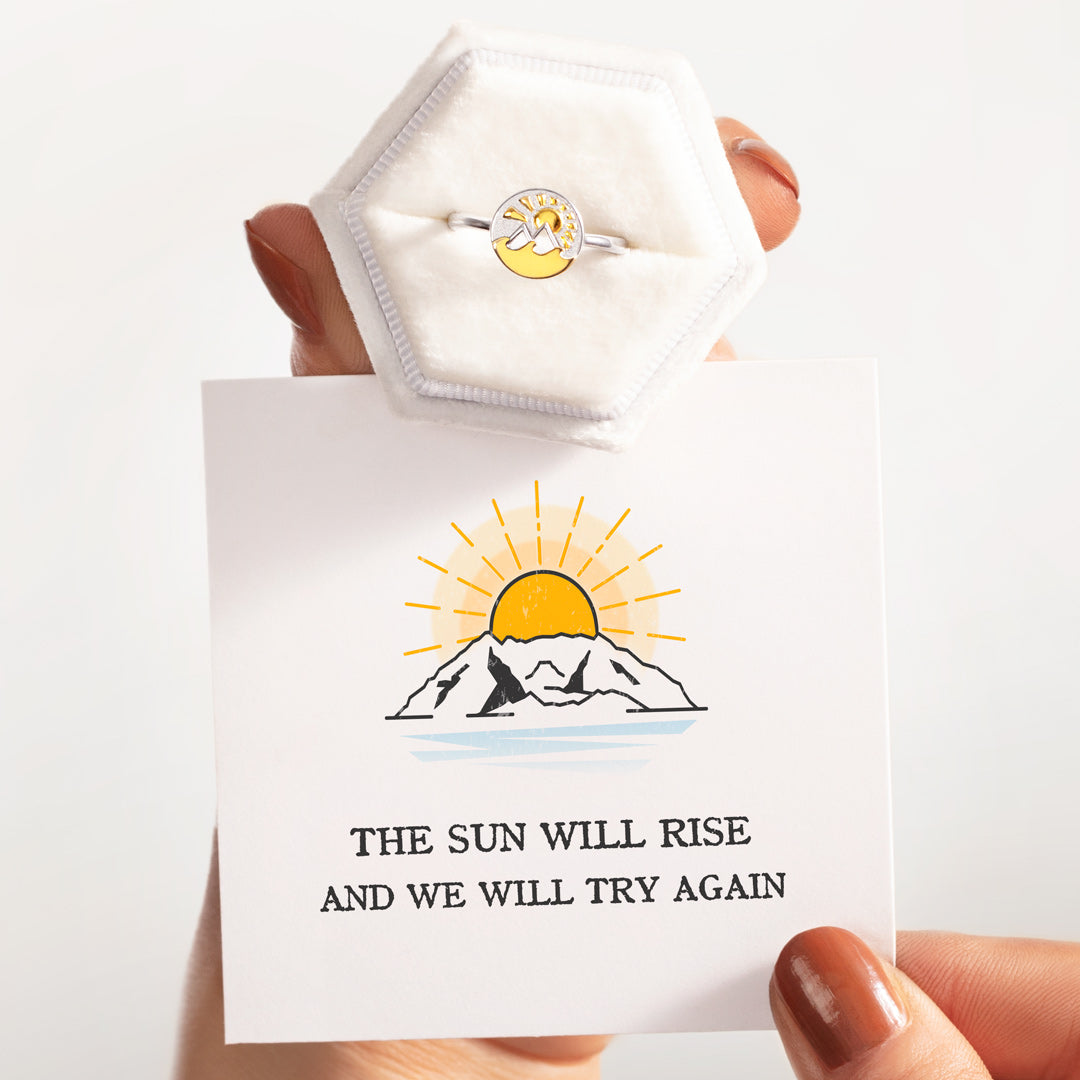 The Sun Will Rise Ring