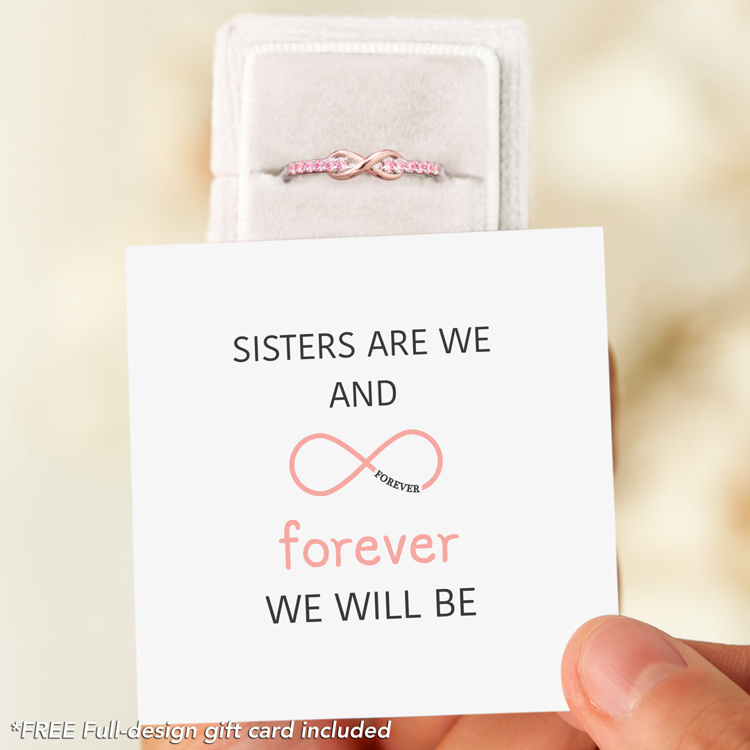 Infinity Ring - Sisters Are We