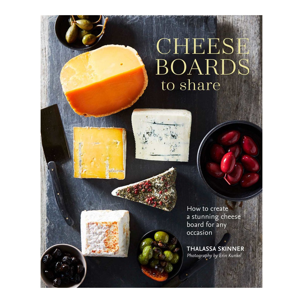 Cheeseboards to share book