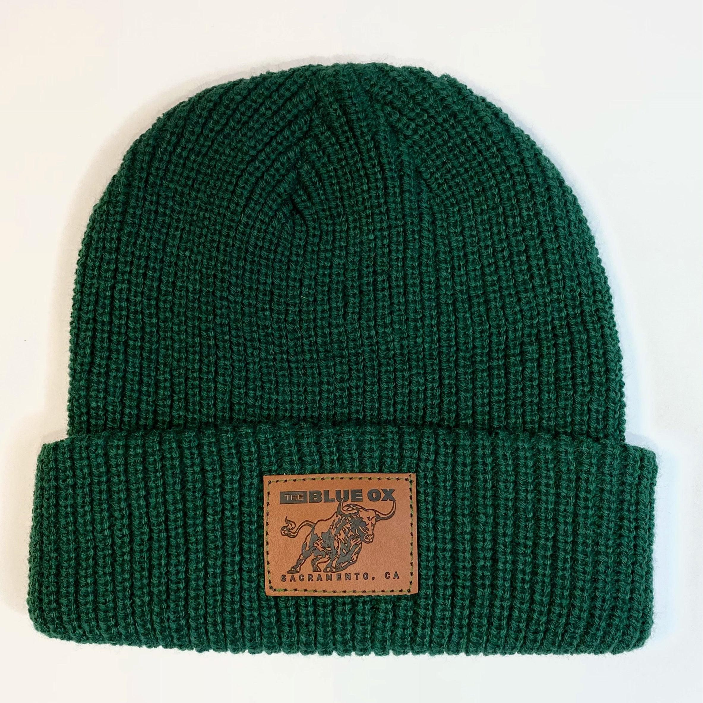 THE BLUE OX BEANIE