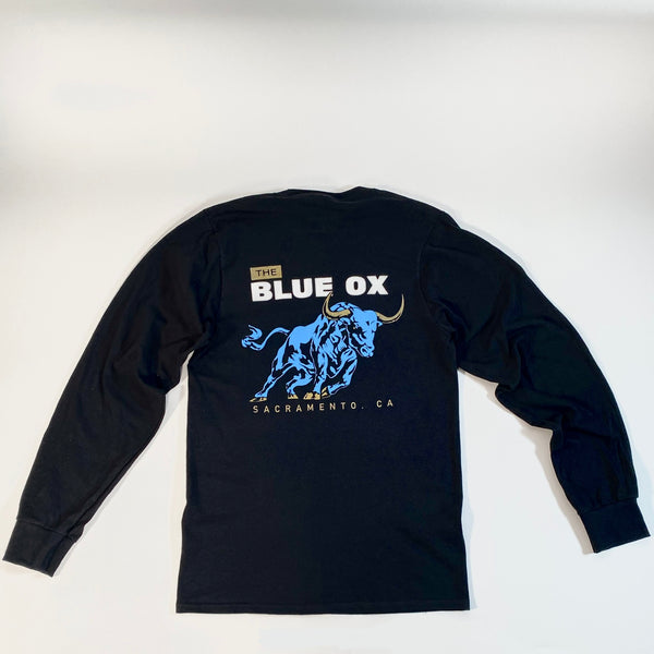 THE BLUE OX LONG SLEEVE TEE