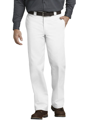 DICKIES ORIGINAL 874 WORK PANTS WHITE