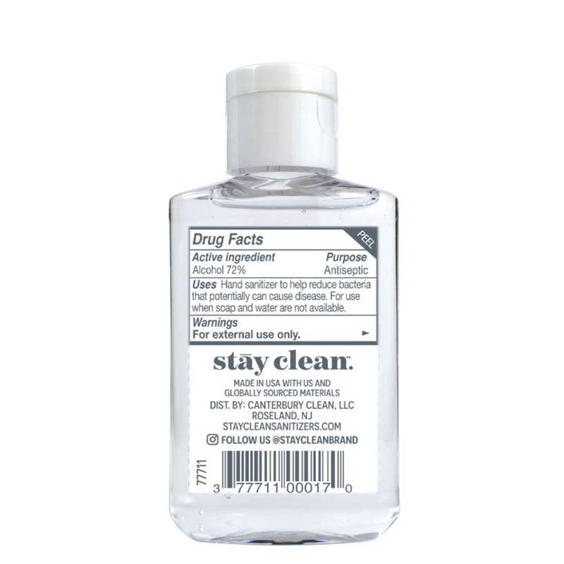clean hand sanitizer ingredients