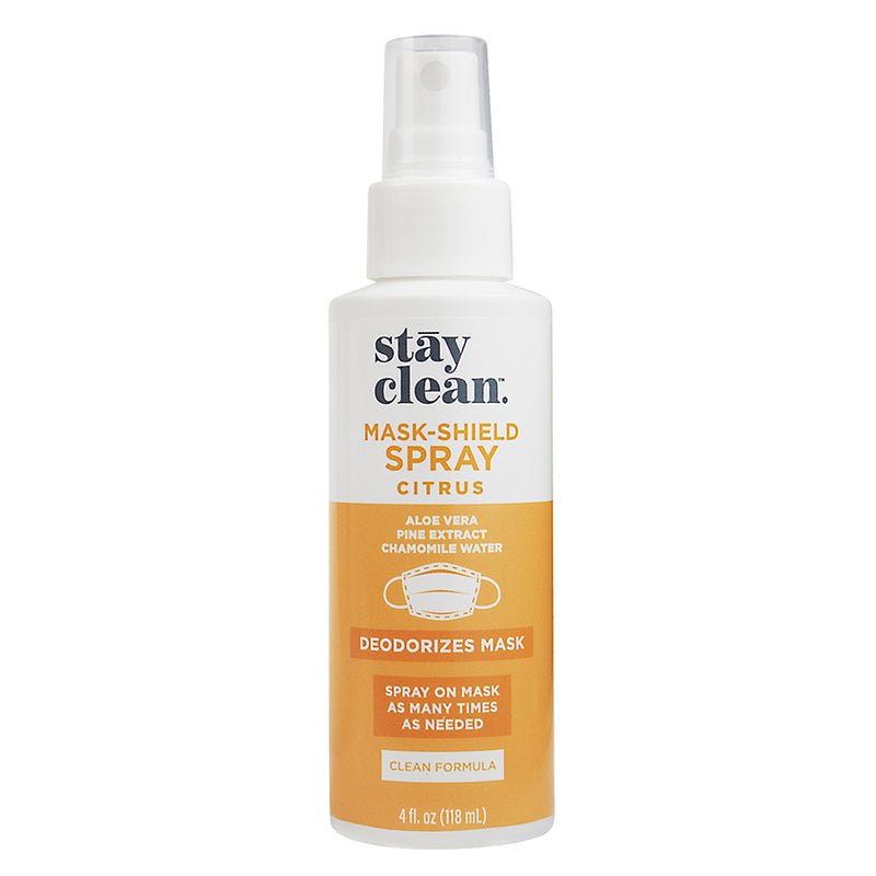 Mask-Shield Spray (Citrus) - Twin Pack