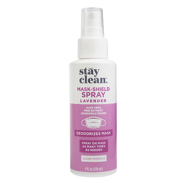 Mask-Shield Spray (Lavender) - Twin Pack