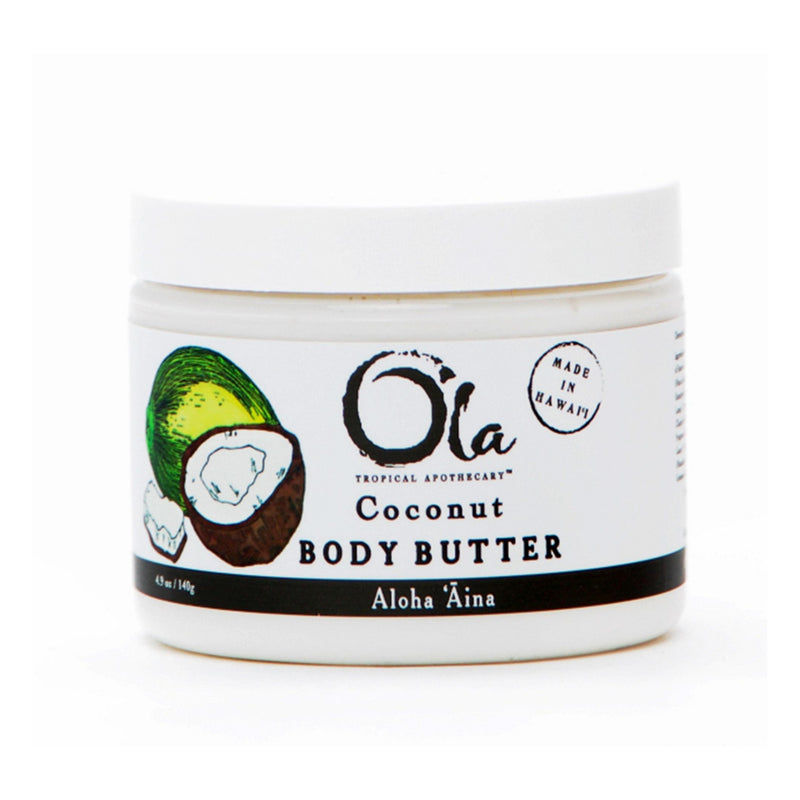 Coconut Body Butter | 6 fl oz