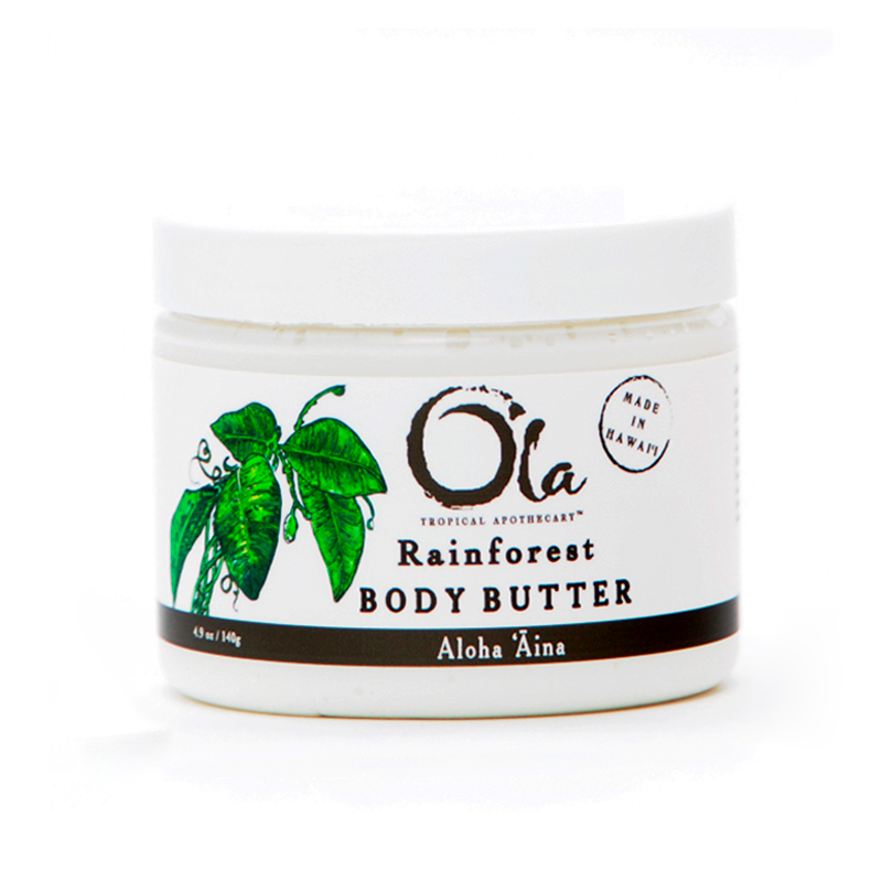 Rainforest Body Butter | 6 fl oz