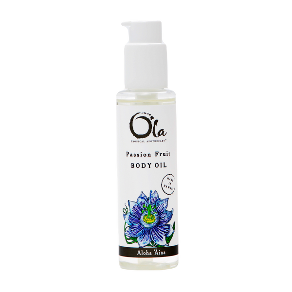 Passion Fruit Body & Hair Oil | 4 fl oz
