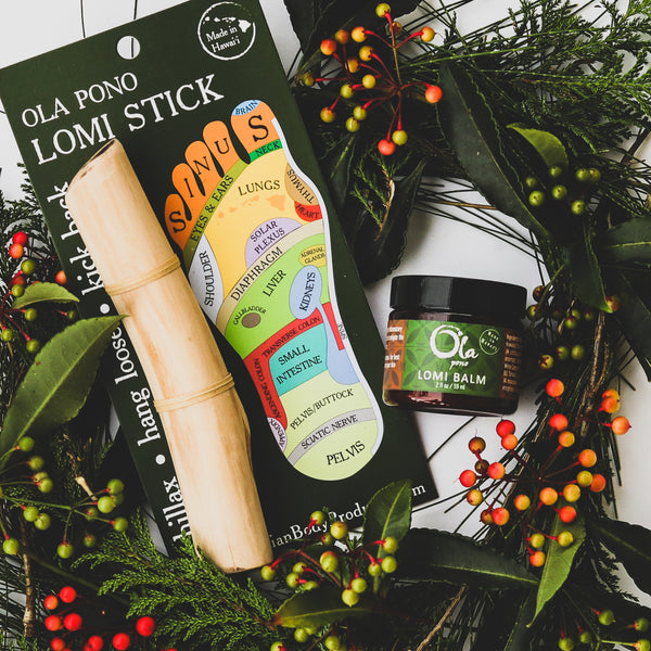 Massage Set | Lomi Stick + Lomi Balm